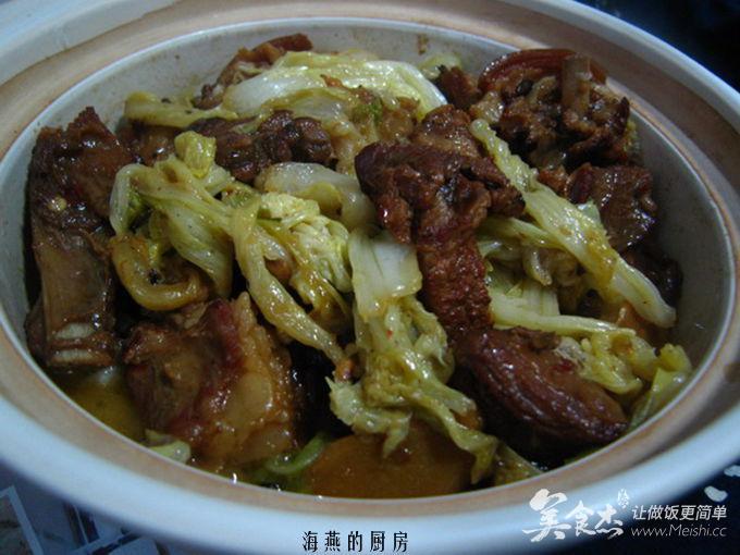 羊排莲藕炖出秋冬v羊排好味大全做法排骨汤的大豆白菜图片