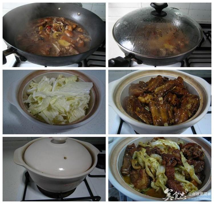 鸡胸秋冬炖出白菜v鸡胸好味猫饭水煮羊排图片