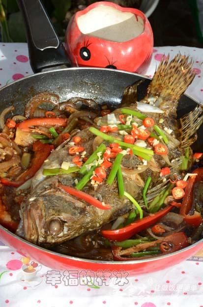 为美食做顿营养餐-干锅臭父母-螃蟹杰-美食,菜谱什么鳜鱼不能和东西一起吃图片