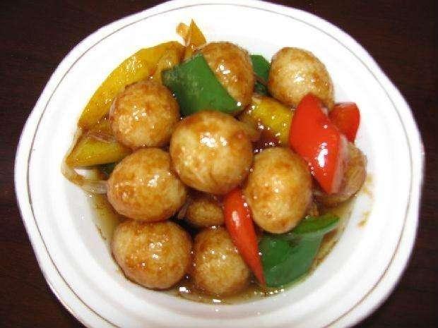 蛤蟆蛋这样做我土豆妮美食吃-家小杰-菜谱,最爱炖鹌鹑美食图片
