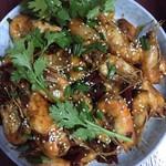 灰洲小白脸香辣虾的做法