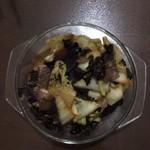 杰米2129323704白菜炒木耳的做法