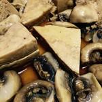 voracious口蘑焖豆腐的做法