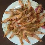 杰米1902100680蒜蓉开边虾的做法