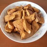 杰米田园宫保豆腐的做法