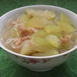 杰米田园冬瓜排骨汤的做法
