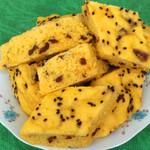 杰米田园南瓜红枣发糕的做法