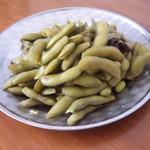 杰米田园夏日小食双味毛豆的做法