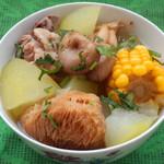 杰米田园韩式海鲜锅 #晚餐#的做法