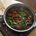 易正风羊肉火锅的做法