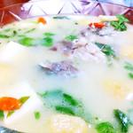 为爱下厨61鲫鱼炖豆腐的做法