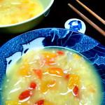寻找桃花岛薏米红豆粥的做法