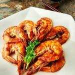 寻找桃花岛油焖大虾的做法