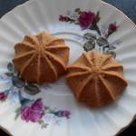 惠子曲奇饼干的做法