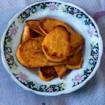 轩9785孜然红薯的做法