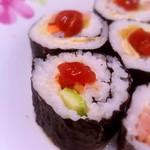 月光的温柔寿司的做法