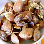 语婷(来自微信.)清汤蛤蜊的做法