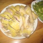 烹饪煮义者广式白切鸡的做法
