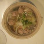 杰米6007241515砂锅丸子汤的做法