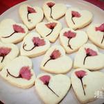 ㊣猪ε猪 樱花饼干的做法