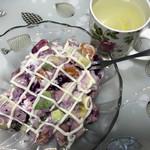 杰米8023550207水果沙拉的做法