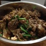 小燕1701166柴鸡炖口蘑的做法