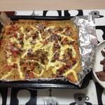 darlingzhulehuo迷你米饭披萨的做法