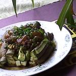食·色蚝油茄子的做法