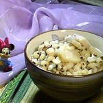 食·色山药薏米芡实粥的做法