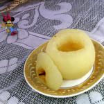 食·色冰糖蒸梨的做法