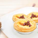 吃货研究院蔓越莓蛋挞的做法