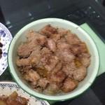 xujiangqi0318南瓜蒸肉的做法