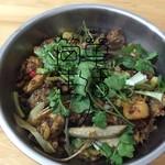 闵大食客香辣干锅鸡的做法