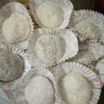 西北妈妈抹茶芒果糯米糍的做法