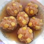 vicky4752虾酿香菇盏的做法