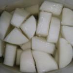 雨辰2527糖醋萝卜的做法