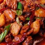 杰米4769956新疆大盘鸡的做法
