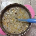 兰精灵(来自腾讯.....)胡萝卜瘦肉粥的做法