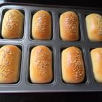 飘雪厨房胡萝卜小面包的做法