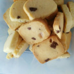 被爱@幸福(来自腾讯.)橙皮曲奇饼干的做法