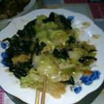 杰米3054084592黑白菜的做法