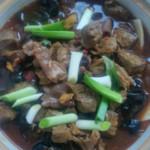 TiMi豆豆花水煮肉的做法