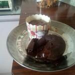 曾以为一时便是一世巧克力熔岩蛋糕的做法