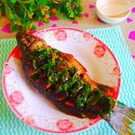 度娘菜园和厨房西湖醋鱼的做法