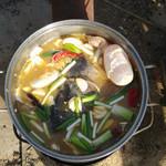 高宇(来自腾讯..)炖胖头鱼头的做法