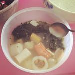 今天会更好*(来自腾讯.)紫菜肉丸汤的做法