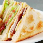 anankitchen金枪鱼三明治的做法