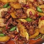 anankitchen新疆大盘鸡的做法
