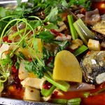 anankitchen万州烤鱼的做法