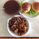 彭澎(来自微信.)原味薯饼小汉堡的做法
